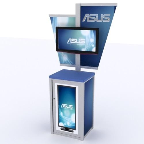 Trade Show Kiosk Displays